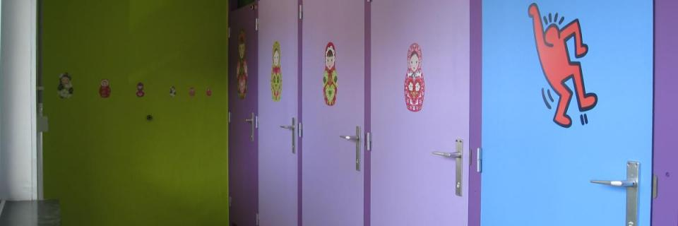 Toiletrenovatie 2012